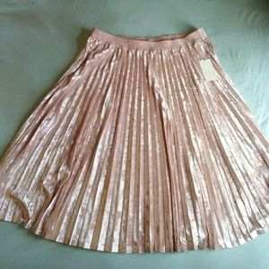 9474716a99 a new day Skirts | Pink Pleated Skirt Plus Size Xxl | Poshmark